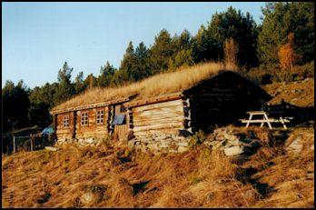 Seterhuset høst